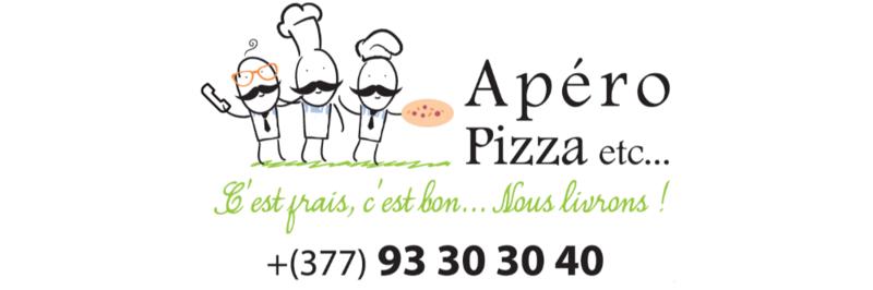 Apero pizza etc...