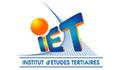 IET - INSTITUT D'ETUDES TERTIAIRES